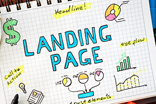landing pages for real estate pros